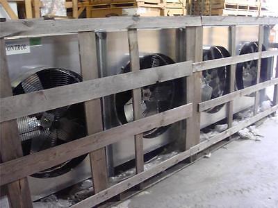 New Heatcraft 212000 Btu Hot Gas Defrost 4 Fan 6 Fpi Freezer Evaporator 460v