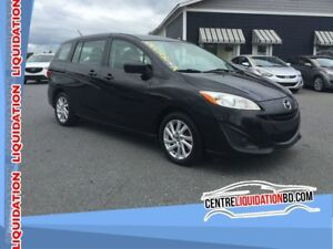 2013 Mazda Mazda5 GS AUTOMATIQUE A/C CRUISE