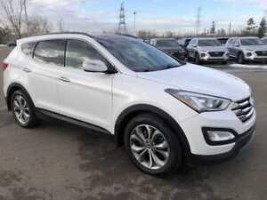 2014 Hyundai Santa Fe Sport Limited 2.0T- AWD, Turbo, Leather!!