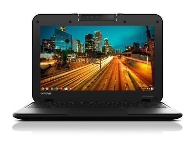 NEW Lenovo N22 80S Laptop, Intel 1.6Ghz CPU, Win 10 Pro, 4GB RAM 32GB SSD