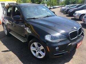 2008 BMW X5 3.0si/NAVI/BACKUPCAMERA/LEATHER/PANO SUNROOF/FOGS