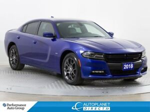 2018 Dodge Charger GT+ AWD, Customer Pref. Pkg, Sunroof,Remote S