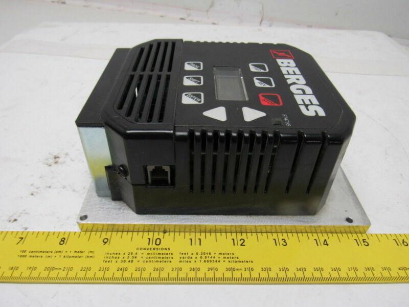 Berges ACP 3300-7B Variable Frequency Inverter Drive 1Hp