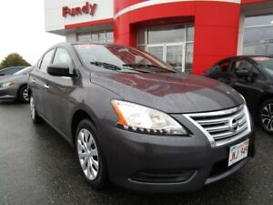 2015 Nissan Sentra 1.8 S w/Bluetooth, A/C, $52.89 Weekly LOW PAY
