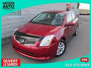 2012 Nissan Sentra *AUTO*A/C*MAGS*AILERON*76000KM*