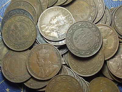 1918 CANADIAN LARGE PENNIES KING GEORGE V        BUY ONE OR BUY THEM ALL