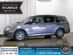 2012 Honda Odyssey EX DVD The Mini-van Reference