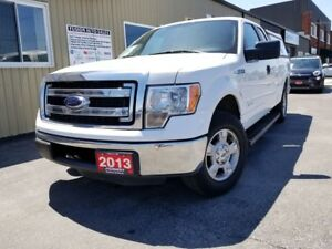6df0987604ac 2013 Ford F-150 XLT-ECOBOOST-RWD-EXTENDED CAB