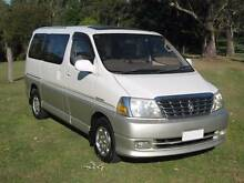 2001 Toyota Granvia / Grand Hiace 3.4ltr Auto Luxury People Mover Kenmore Brisbane North West Preview