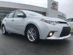 2014 Toyota Corolla LE TECHNOLOGIE GPS - LEATHER - SUNROOF