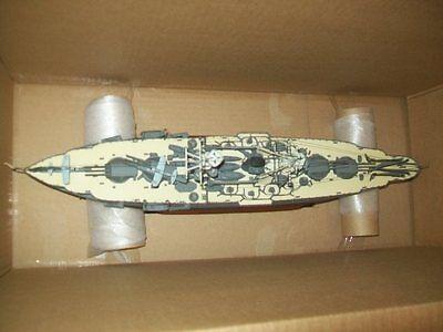 USS Arizona Battleship - Franklin Mint - 1:350 scale