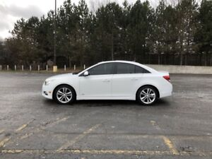 2012 CHEV CRUZE 2LT RS FWD