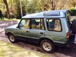 1993 Land Rover Discovery Wagon Leura Blue Mountains Preview