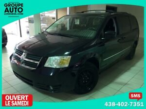 2010 Dodge Grand Caravan SXT / STOWN GO / AC / 7 PLACES /