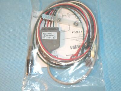Welch Allyn Micropaq Propaq Lt Monitor Ecg Cable 5 Lead Aha Aami 008-0522-00