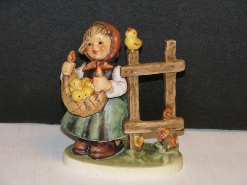 "M.I. Hummel Goebel #385 ""Chicken-Licken"" TMK 5 - 5"" Tall, No Box"