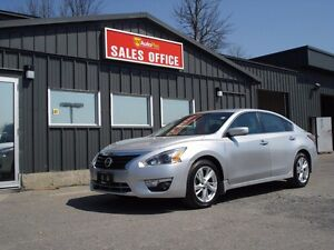 2014 Nissan Altima SV ONLY 47000KMS