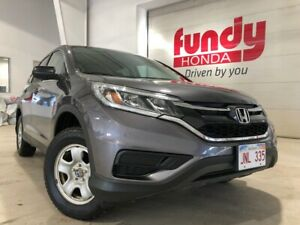 2016 Honda CR-V LX w/heated front seats, backup cam NO ACCIDENT,