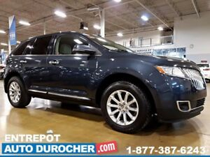 2013 Lincoln MKX AWD - AUTOMATIQUE - AIR CLIMATISÉ - CUIR