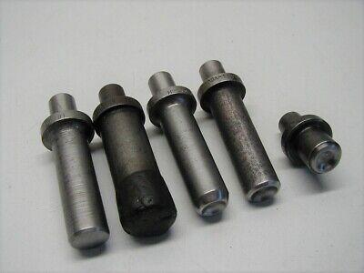 5 Stubby Rivet Gun Riveter Sets With .401 Shanks For Corner Riveters