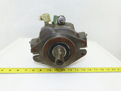 Parker Pvp2330r20 23 Ccrev Variable Volume Hydraulic Piston Pump 78 Shaft