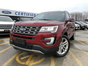2017 Ford Explorer Limited 4WD|REMOTE START|SUNROOF|NAVIGATION