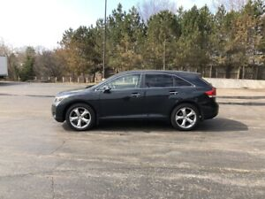 2015 Toyota VENZA XLE LIMITED AWD
