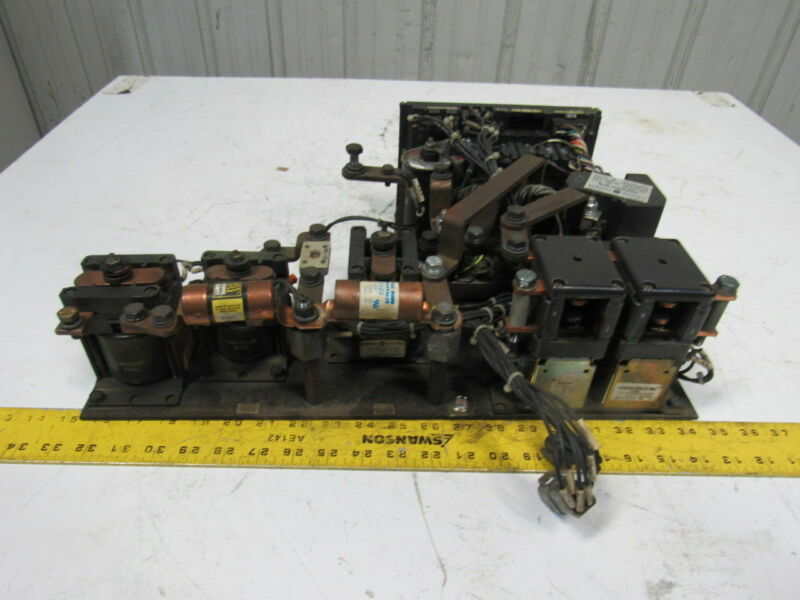 Clark Electric Forklift General Electric Controller EV-100 SCR From a ECS25