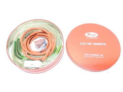 Dwyer 1211-72 Slack Tube Manometer