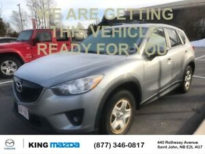 2014 Mazda CX-5 GT/ TECH AWD..ONE OWNER..HEATED LEATHER..GPS/NAV