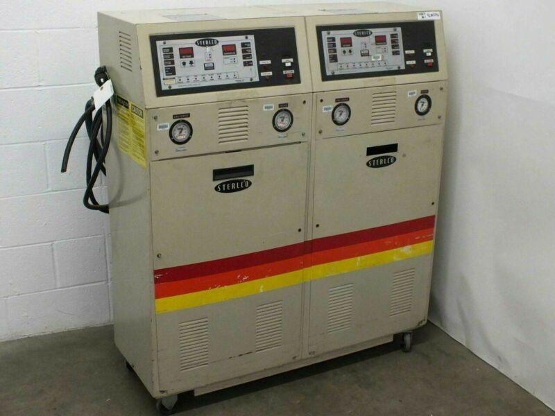 1 Sterlco Temperature Controllers - Thermolators