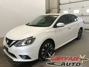 2016 Nissan Sentra SR Premium Cuir Toit Ouvrant MAGS Bluetooth