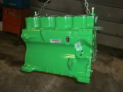 John Deere 2520 Gas Engine Block T28746