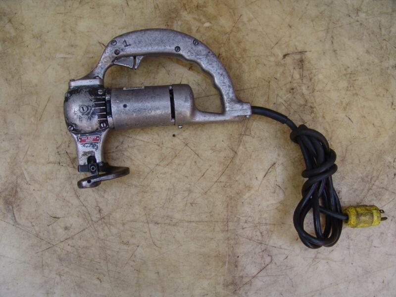 Black & Decker Nibbler METAL SHEAR Vintage #1