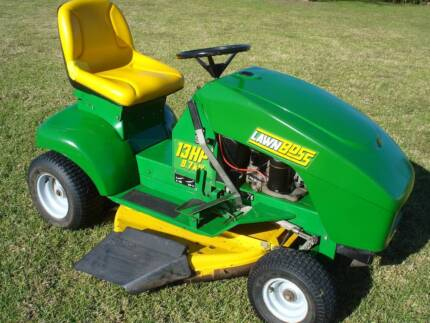 Ride On Mower Cox 13hp East Kurrajong Hawkesbury Area Preview