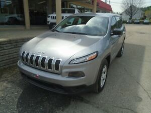 2015 Jeep Cherokee Sport * GROUPE REMORQUAGE, V6, 4X4*