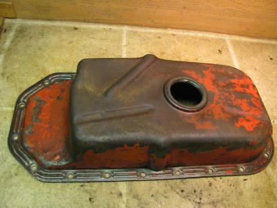 Ford 851 Powermaster Diesel Tractor 800 801 Engine Oil Pan