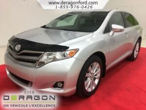 2014 Toyota Venza LE AWD SIEGES CHAUFFANTS MAGS BLUETOOTH LE AWD