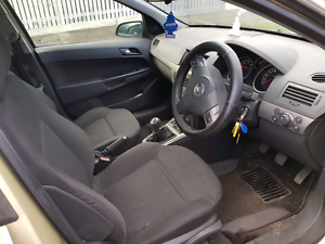 Holden Astra AH 2005 Manual Low KM Box Hill South Whitehorse Area Preview