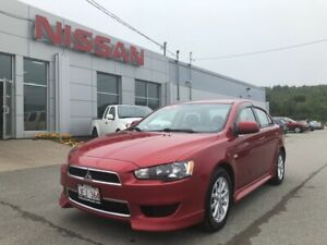 2013 Mitsubishi Lancer SE, Heated Seats, Remote Start!