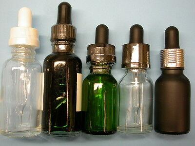 200 x Shrink bands for  Boston Round Dropper Bottles ,Aromatherapy Bottle