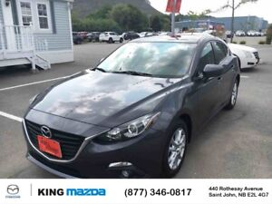 2014 Mazda Mazda3 Sport GS POWER ROOF! HEATED SEATS! ONE OWNER!