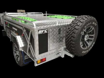 CAMPER TRAILER - BIGFOOT EXPLORER R-1