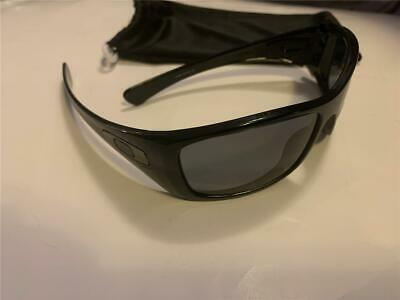 New Oakley Hijinx Polarized Sunglasses Black/Gray Authentic 'Made In USA' (Hijinx Sunglasses)