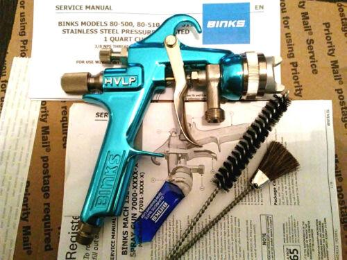 BINKS- MACH 1 Pressure Paint spray gun 93P