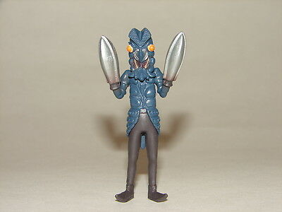 Baltan Seijin Figure From Ultra Monster Zukan Set  Ultraman Gashapon Godzilla