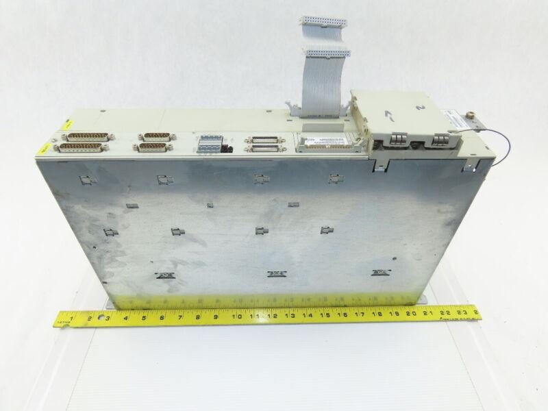Siemens 6SN1123-1AB00-0CA1 6SN1118-0DH23-0AA0 Version E 2 Axis 50A Servo Drive