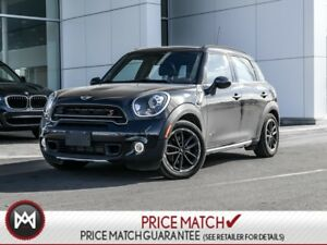 2015 MINI Cooper S Countryman LOADED PACKAGE, AWD, LEATHER