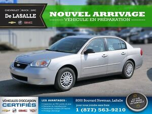 2007 Chevrolet Malibu LS Low Millage..! Well Maintained..!