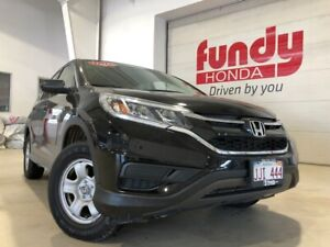 2015 Honda CR-V LX w/backup cam and heated front seats ONE OWNER